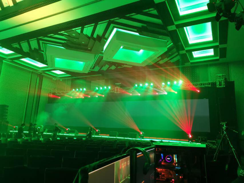 Exile Inc. Professional Lights and Sounds
