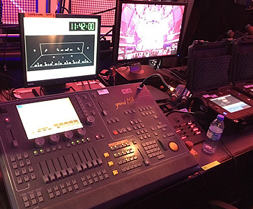 Exile Inc. Professional Lights and Sounds--Mixer