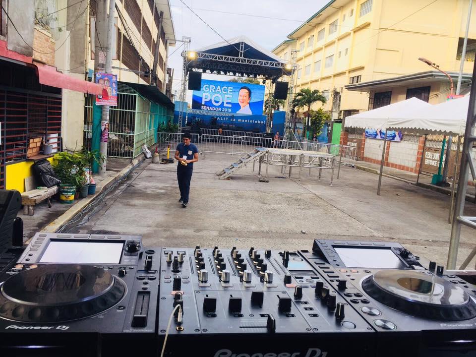 Pioneer Nexus CDJ--DJ equipment