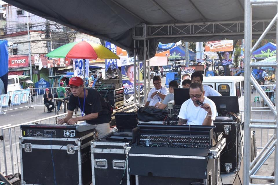EXILE Lights And Sounds Technical Team